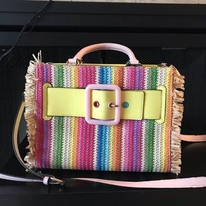 ALDO colorful handbag